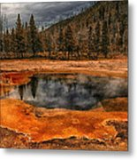 Yellowstone 3 Metal Print