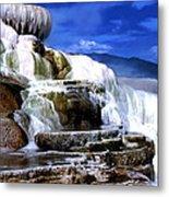 Yellowstone 8 Metal Print