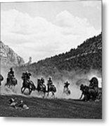 Yellowstone Kelly 1 Metal Print