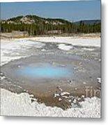 Yellowstone The Pearl Metal Print