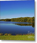 Yellowwood Lake 1 Metal Print