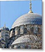 Yeni Cammii Mosque 03 Metal Print