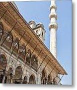 Yeni Cammii Mosque 11 Metal Print