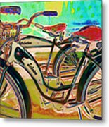 Yesterday It Seemed Life Was So Wonderful 5d25760 M168 Metal Print by Wingsdomain Art and Photography