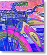Yesterday It Seemed Life Was So Wonderful 5d25760 Square P45 Metal Print