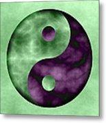 Yinyang 4 Metal Print
