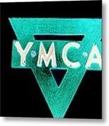 Ymca Metal Print