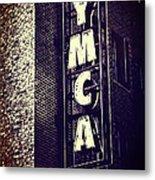 Ymca Seattle  Metal Print