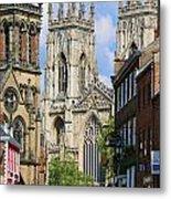 York Minster 6172 Metal Print