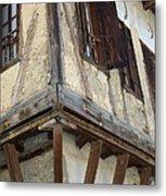 Yoruk Village House Metal Print