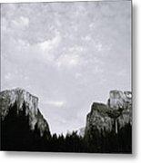 Serenity Of Yosemite Metal Print