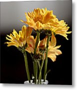 You Are The Color In My Life Metal Print