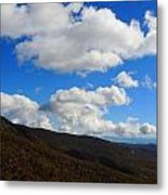 You Can Touch The Clouds Metal Print