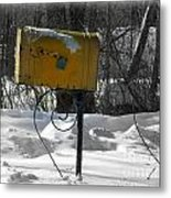 You Have Mail Metal Print