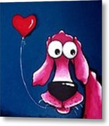 You Have My Heart Metal Print