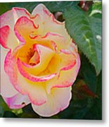 You Love The Roses - So Do I Metal Print