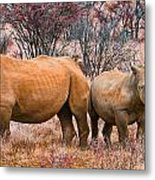 You Watch My Back And I Will Do The Same For You Metal Print
