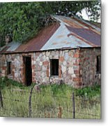 Young Arizona Where Everything Is Old Metal Print