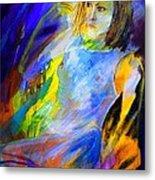 Young Girl 5751202 Metal Print
