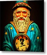 Your Fortune Be Told By The Wizard Fortune Telling Machine 7d144 Metal Print