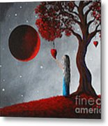 Your Love Lives On By Shawna Erback Metal Print