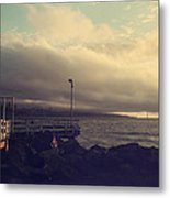 You're A Force Of Nature Metal Print by Laurie Search
