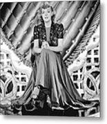 Youre A Sweetheart, Alice Faye, 1937 Metal Print