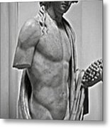 Youthful Dionysus Metal Print by RicardMN Photography