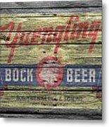 Yuengling Bock Beer Metal Print