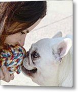 Yummmm Metal Print by Lisa Phillips