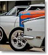 Z28 In White Metal Print
