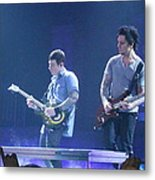 Zach And Syn Metal Print