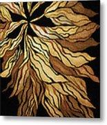 Zen Blossom Metal Print