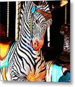 Zoo Animals 3 Metal Print