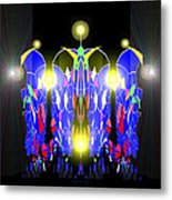 759 -  Touch Of Magic  Metal Print