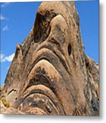 Alabama Hills Monster Metal Print
