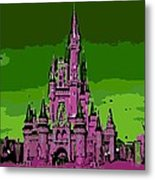 Castle Of Dreams Metal Print