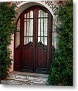 Doorway Eze  Metal Print