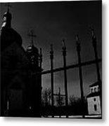 Gate Of Fate  Metal Print
