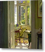 Interior Morning  Metal Print