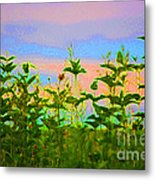 Meadow Magic Metal Print