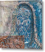 See Me See My Father And The Spirit Metal Print by Thomas Lentz
