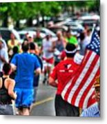 0001 Buffalo Marathon Series 2012  Metal Print