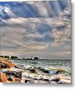 001 In Harmony With Nature Series Metal Print