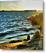 001 Natures Therapeutic Visual Music Series Metal Print