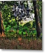 002 Bat Homes Metal Print