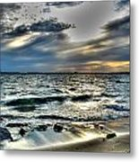 002 In Harmony With Nature Series Metal Print