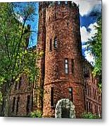 004 The 74th Regimental Armory In Buffalo New York Metal Print