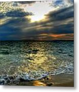 006 In Harmony With Nature Series Metal Print
