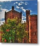 006 The 74th Regimental Armory In Buffalo New York Metal Print
